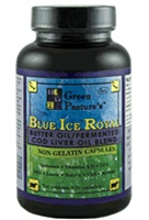 Blue Ice Cod Liver Oil